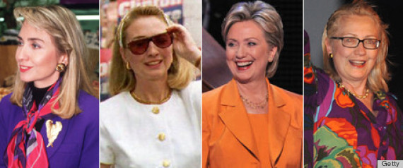 HILLARY CLINTON FASHION