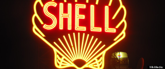 SHELL IRAN SANCTIONS