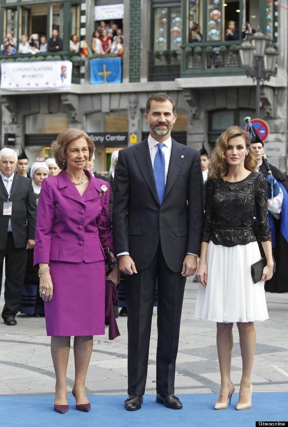 letizia asturias