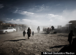 Amazing Photos Capture Afghanistan In Transition
