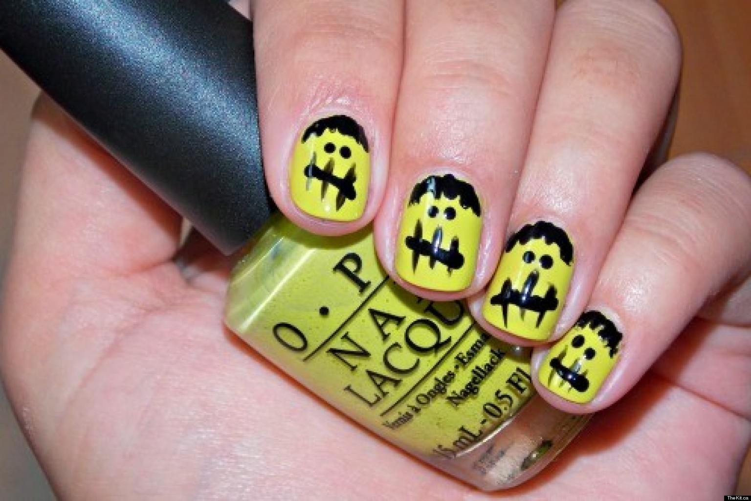 Easy nail ideas to do at home - Easy nail designs to do at home ...