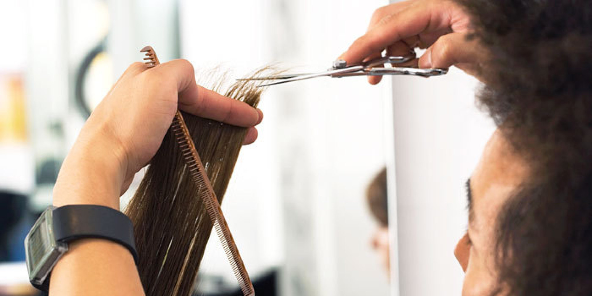 BLOG: I am eager to find out the hottest new hair trends for 2015! Recently I was lucky enough to speak with celebrity hair stylist Jen Atki...