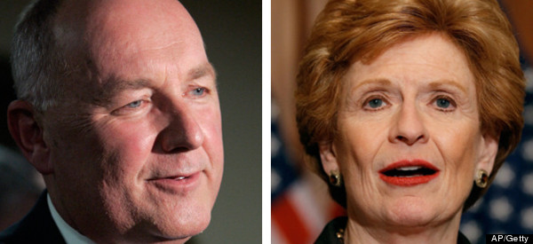 Democratic Incumbent Has Big Lead Over Republican In Michigan Senate Race