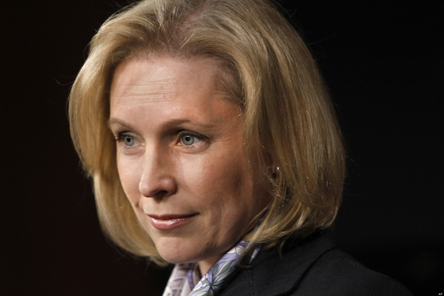 Kirsten Gillibrand Wendy Long Face Off In New York Senate Election Huffpost