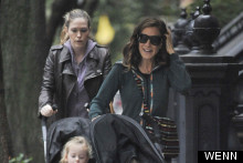Celebrity Mums Love The School Run