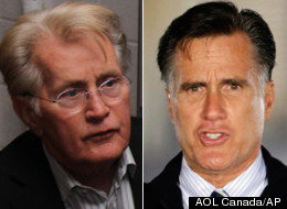 Martin Sheen Romney Stupid
