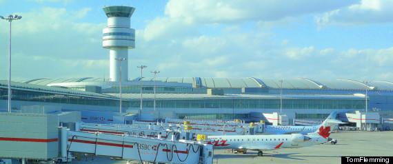 PEARSON AIRPORT TORONTO
