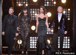 X Factor Review Halloween Show