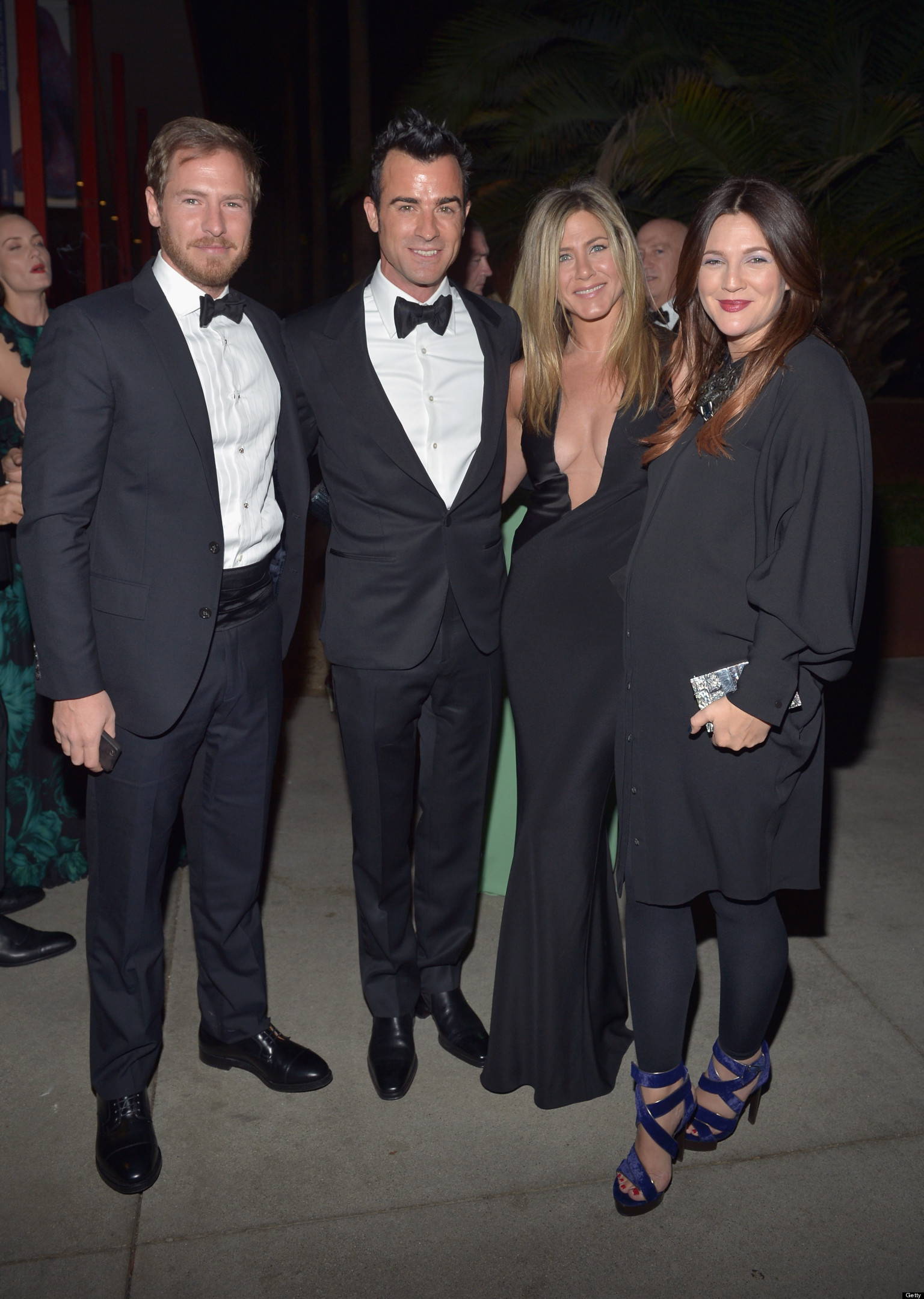 Drew Barrymore Post-Baby Body: Actress Steps Out With ...  Drew Barrymore ...