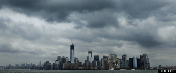 NEW YORK OURAGAN SANDY