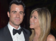 Jennifer Aniston Sports Major Cleavage With Justin Theroux At LACMA Gala (PHOTOS)