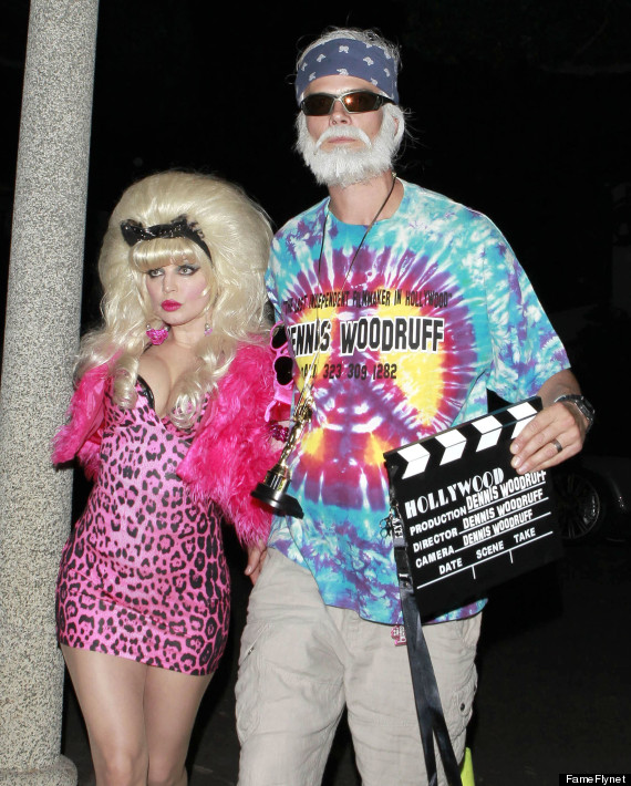 Fergie, Josh Duhamel's Halloween Costumes: Singer, Actor Dress Up As
