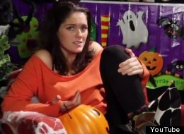 WATCH: Kristen Stewart Explains Halloween