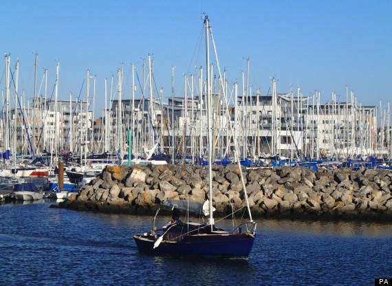 mystery yachtsman