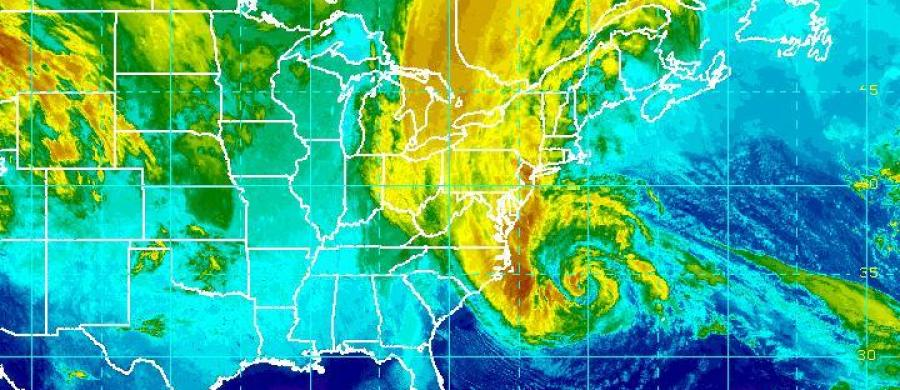 'WORST CASE SCENARIO' Hurricane Sandy Superstorm Threatens New Jersey, Pennsylvania, New York With Disastrous Weather