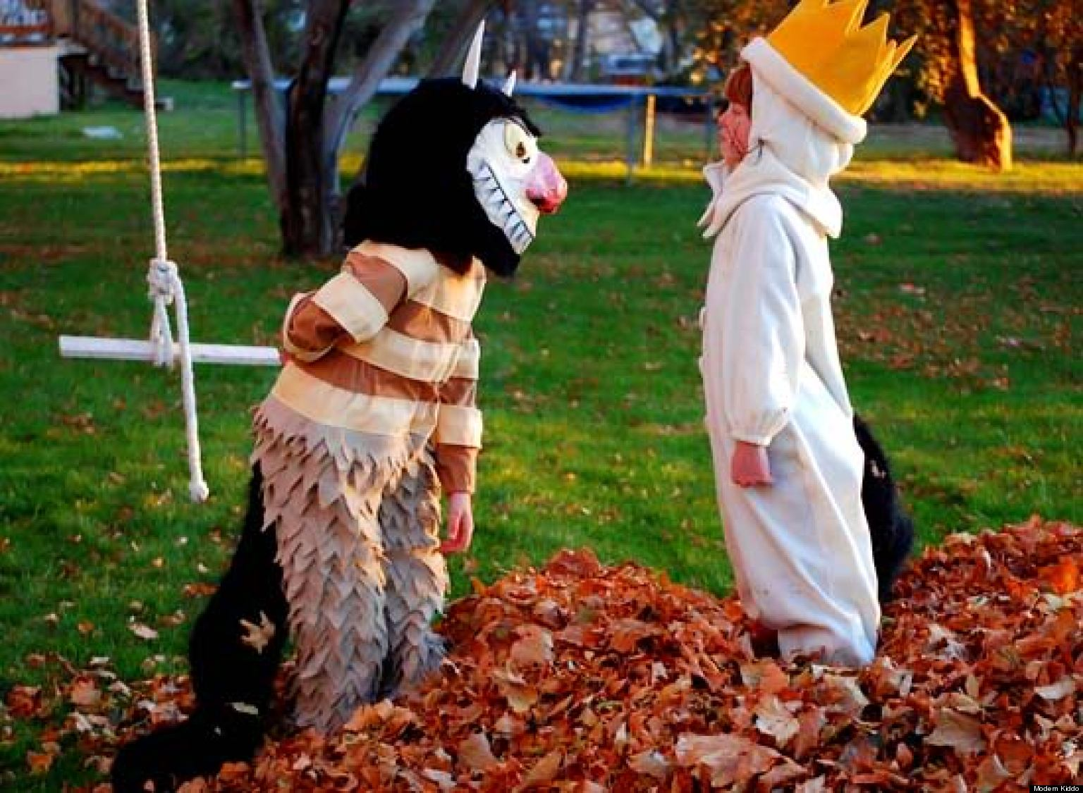 Family Halloween Costume Ideas: Matching Parent-Child And Sibling ...