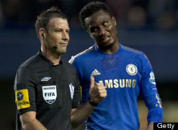 Society Of Black Lawyers Want Clattenburg Suspended