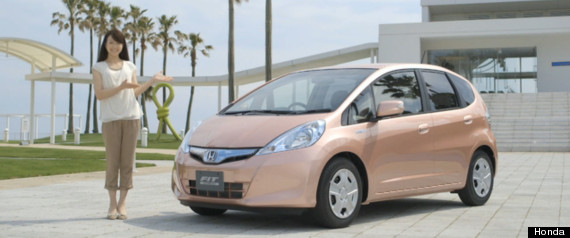 HONDA FIT SHES
