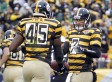 Steelers Uniforms: Are Pittsburgh's Throwback Bumblebee Jerseys The Worst? (PHOTOS)
