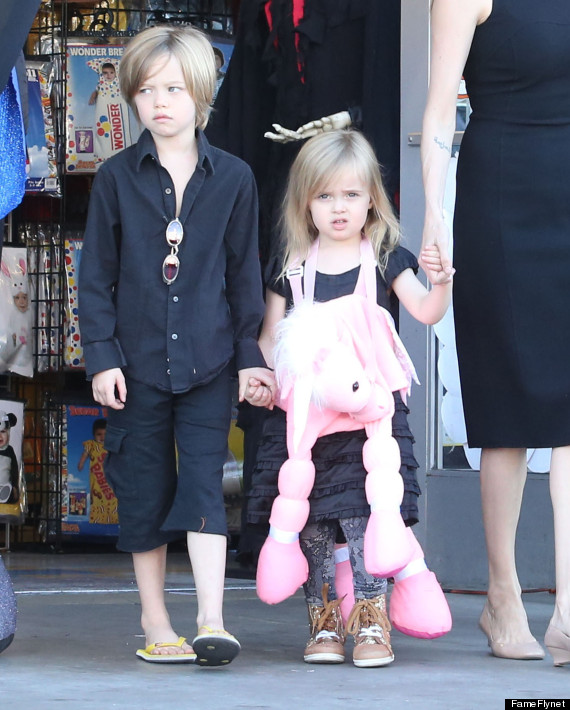 Brad Pitt and Angelina Jolie's Kids: Inside ... - PEOPLE.com