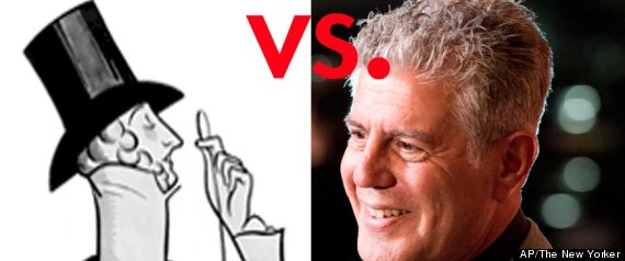 BOURDAIN ADLER NEW YORKER