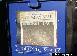 Toronto Star Paywall