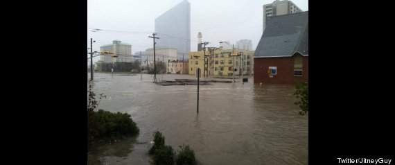 Atlantic City Flooding