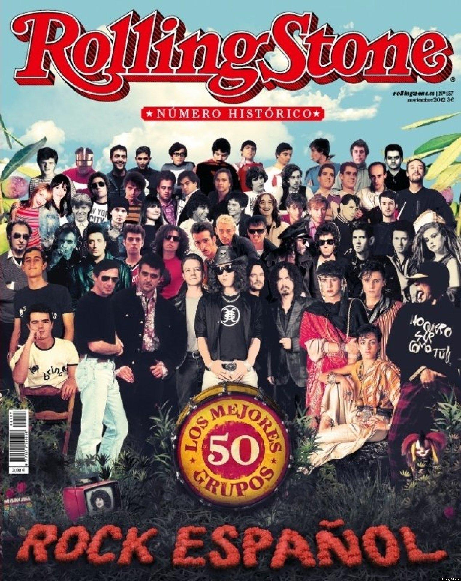 Las 50 mejores bandas de rock espa ol seg n la revista - Mejores arquitectos espanoles ...