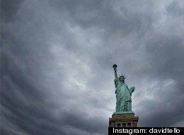 PHOTOS: Hurricane Sandy, As Seen Through Instagram