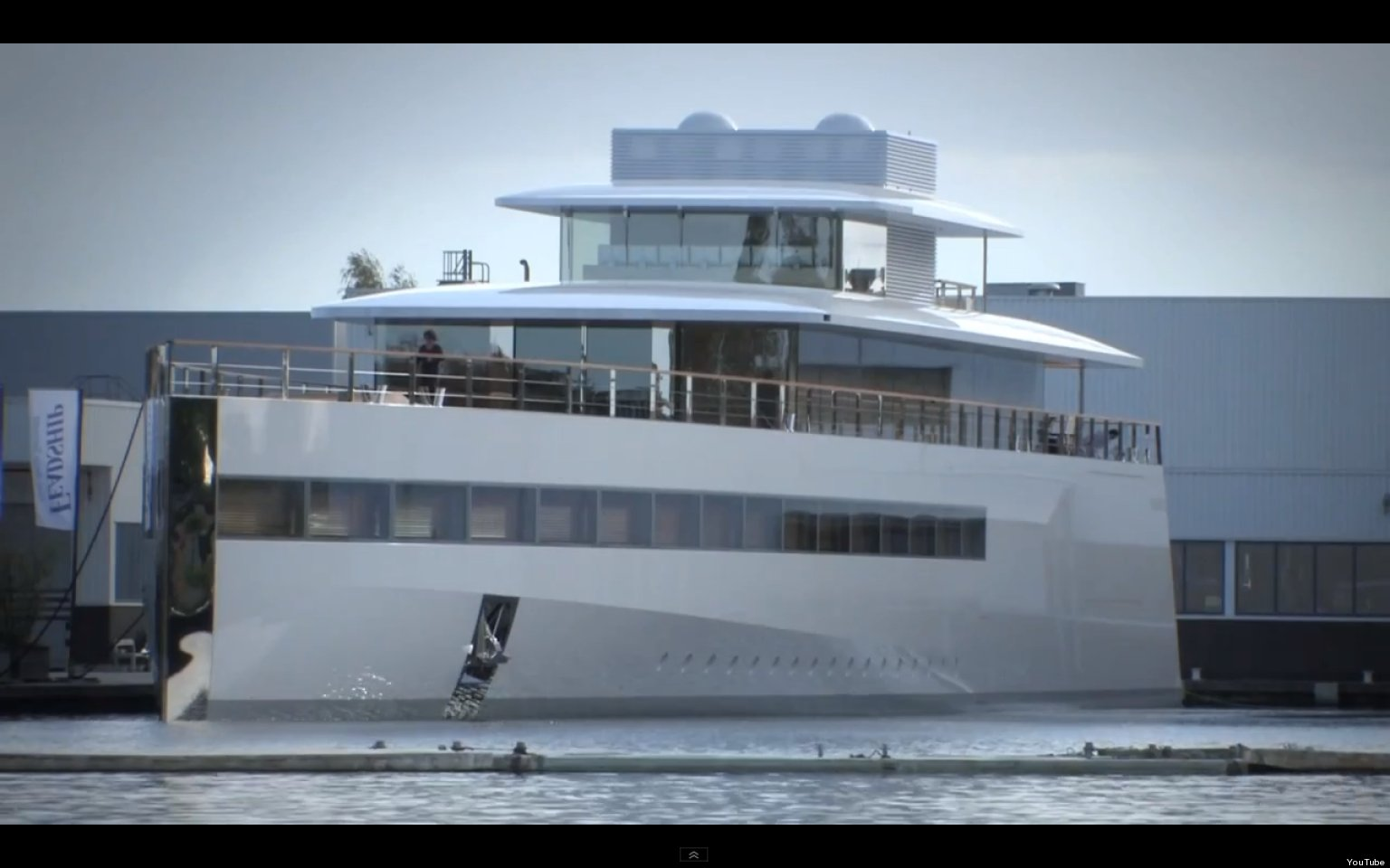 Steve Jobsu0027 Yacht, Venus, Finished A Year After His Death (PHOTOS, VIDEO) |  HuffPost