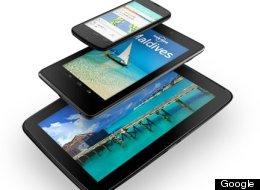 Surprise! Google Unveils 3 New Nexus Devices