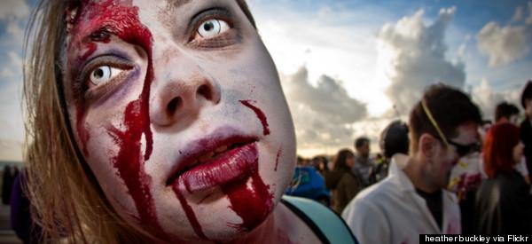 zombie walk puy