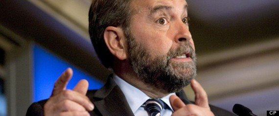 Clarity Act Ndp Mulcair