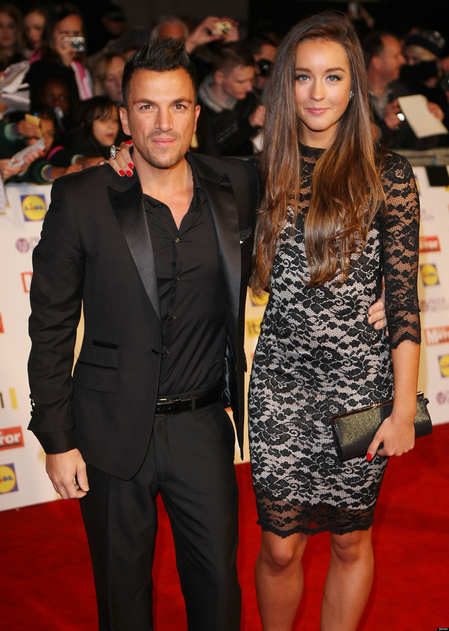 Peter Andre Wants Kids With New Girlfriend Emily
