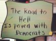 Laurie Humphrey, South Carolina Teacher, Under Fire For 'Road To Hell Is Paved With Democrats' Sign