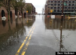 Red Hook Residents Survey Flood Damage, Begin Cleanup (PHOTOS)