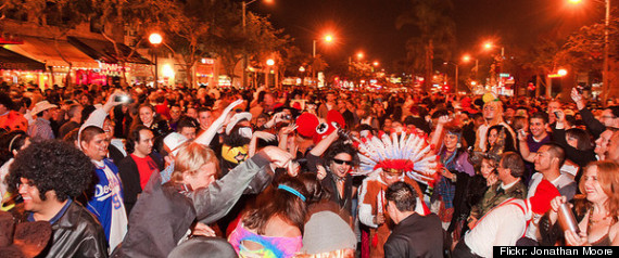 West Hollywood Halloween Carnaval