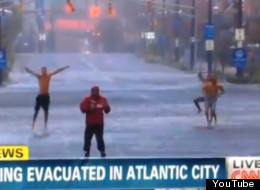WATCH: Sandy Videos, From News Bloopers To Destruction