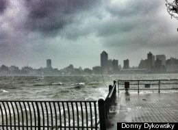 #hpSandy: Your Photos Of The Hurricane, From D.C. To New England