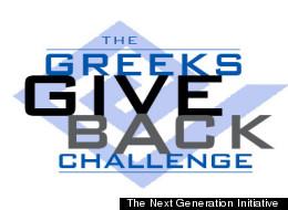 Greeks Give Back