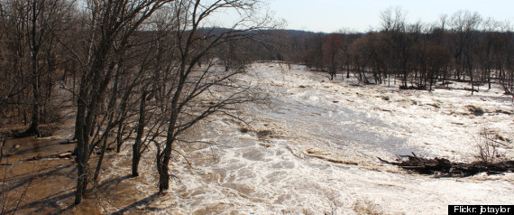 POTOMAC RIVER FLOODING