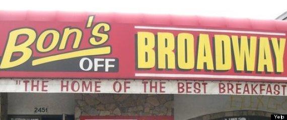 BONS BROADWAY