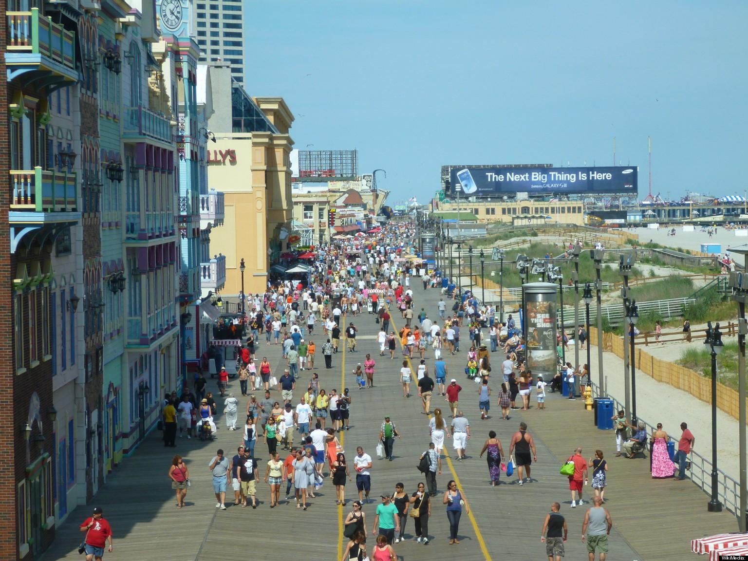 Vintage Atlantic City Nj