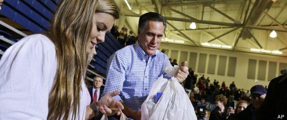 Mitt Romney Cancels