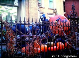 Chicago Halloween Events 2012