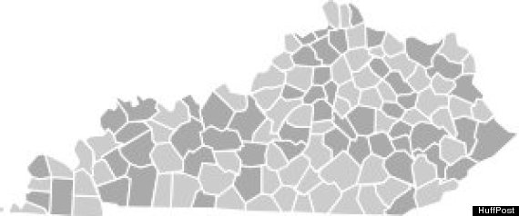 KENTUCKY ELECTION RESULTS 2012