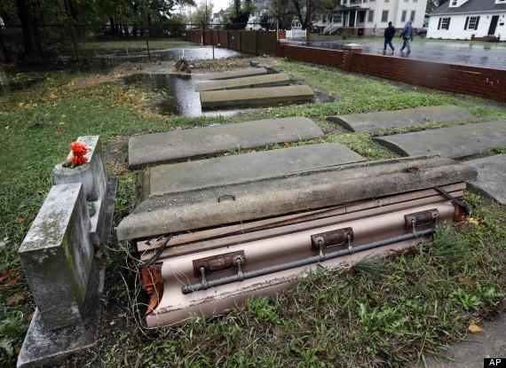 coffins sandy
