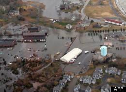 Le coût des catastrophes de 2012 s'élève à...