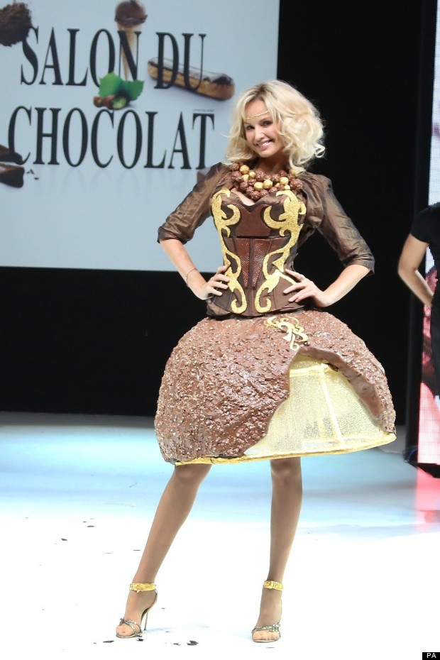 chocolatedress