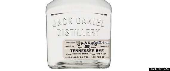 Jack Daniel White Whiskey